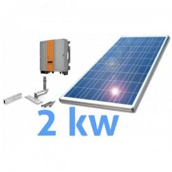 Kit Solaire 2kW