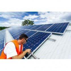 installations panneaux-toit en tuiles